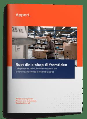 E-bog - Rust din e-shop til fremtiden