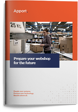 Whitepaper: Prepare your webshop for the future