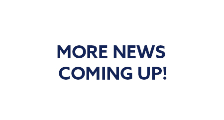 More news coming up!