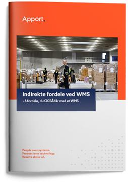 E-bog: Indirekte fordele ved WMS