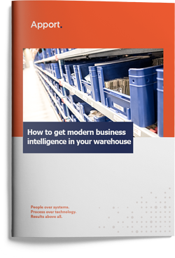 Apport Systems Whitepaper: How to get modern business intelligence in your warehouse